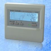 Контроллер с выносным дисплеем для гелиосистем под давлением (замкнутый контур)