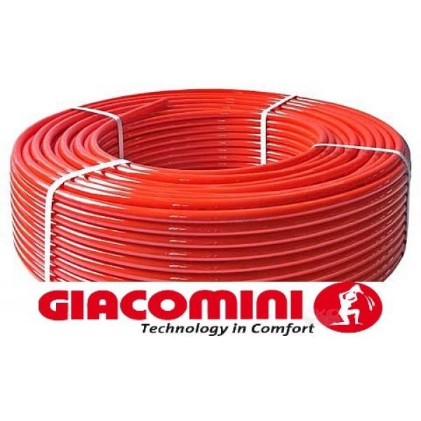Труба для тёплого пола ф16 GIACOMINI R966T (Италия)