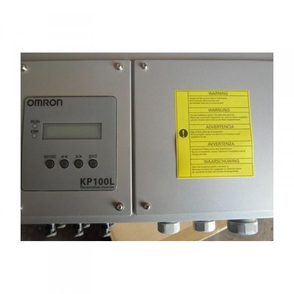 Сетевой инвертор Omron KP 100L-OD-EU