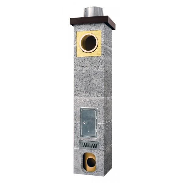 Дымоход керамический Schiedel RONDO д.160х10м