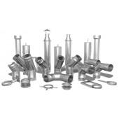 Трубы для дымохода из нержавеющей стали (0)