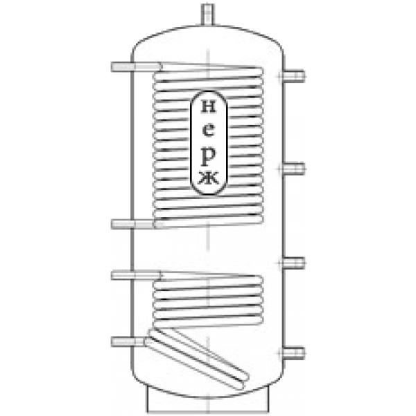 Теплоаккумуляционный бак