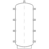 Бак аккумулятор ВТА - 4/1000л